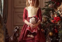Christmas dress for girl