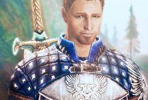 Dragon Age Alistair / Totally crushin' on Alistair <3 <3<3