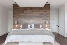 Bedroom / Floating wall