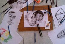 lukis wajah / #jasalukiswajah#lukisanwajah#gambarpensil#art#karikatur#harga#online#charcoal#sketsa#sketch#illustration#drawing#jakarta#malang#medan#surabaya#bekasi#jogja