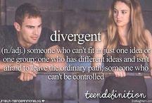 Divergent / Beware spoiler alert