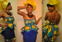 Ankara styles I would Love to have in my closet