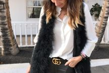 Gucci belt outfit