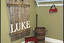 Luke & Baby's Room / by Da'Lacey Garfield