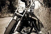 Ride hard / by Andrea Gramm