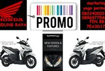 Promo Motor Honda Bandung / Promo Motor honda bandung Raya Dp murah Angsuran Potongan 2bulan