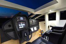 Boat heim station