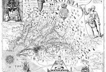 Maps of Place & Thought / by Todd Roeth