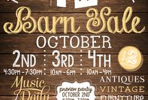 The Hayloft Fall 2014 / October 2nd Thursday 4:30-7:30 pm **First Choice Shopping** October 3rd Friday 10 am-6 pm October 4th Saturday 10 am-4 pm  Music and Barnside Cafe daily  First Choice Shopping $10 Admission (Special Discounts by Vendors)  551 Port Royal Road Clarksville, TN 37040