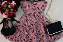 vestidos lindíssimos