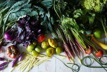 Vegetable Love / Scrumptious veggies.