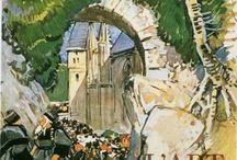 Mathurin Meheut (1882-1958) / French painter