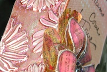 Canvas Art / by Sharon Colomb