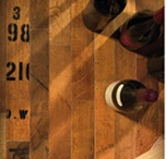 Reclaimed Wine Barrels - Perfect for Wine Cellar Flooring