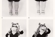 Muppets / by Emily Flor