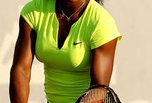 Serena Williams / by samuel sullivan