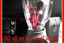 Elf on a shelf idead