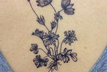 Tattoo ideas / One day. I swear.