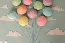 Kids  ||  Party Time / Party ideas for baby showers, kids birthdays - any excuse to party!