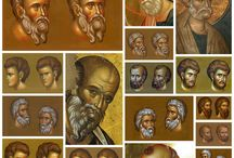 Byzantine Icon Portraits