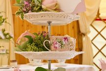 Afternoon Tea Cake Themed Party Ideas