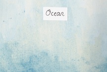 SAVE THE OCEAN / The most beautiful thing there is.