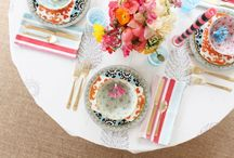 Interiors: Tabletop / by Sarah Ehlinger