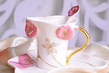 Lovely Tea Cup / #tea #teacup #cup #lovelyteacup