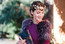 Invitadas boda de invierno