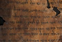 Jewish texts on line / From the Dead Sea scrolls onward....