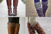 Crazy for boots!