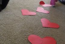 Valentine children crafts/activities
