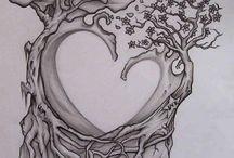 Art & Ink  / by Cassie Moorhouse