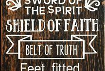 Faith and Belief.