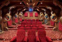 Indoor Movie Theatres