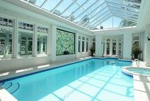 Swimming pool room ideas