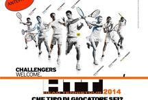 Evento tennis novembre / Prova gratuita nuova racchetta tennis