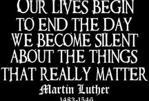 LUTHER quotes