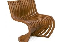chair - chaise / by Grégory Boudailliez