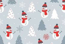 Holiday walpaper