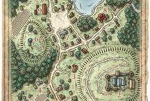 village maps