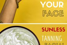 Healthy tanning, all natural