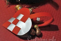 Heart Crafts / Crafts with a heart theme / by Family Voices Indiana