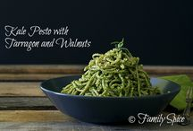Green Food Recipes / Delicious recipes featuring a variety of greens and green foods.