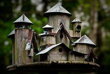 Birdhouses / by Jane Lambert