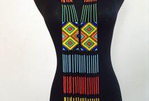 Xhosa beads