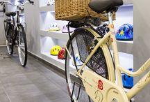 Bike lounge / Bikes