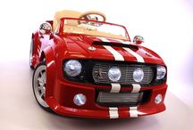 Kids Ride-On Ford Mustang