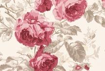 Laura Ashley / Wallpaper