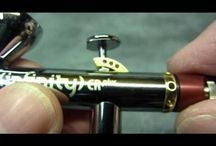 Airbrush -HARDER STEENBECK INFINITY CRplus